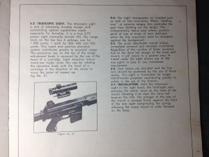 AR-180 Scope Manual